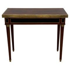 Ralph Lauren Game Table