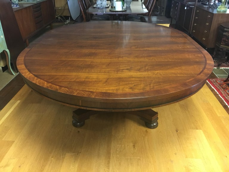 Ralph Lauren Henredon Dining Room Set Table And Six