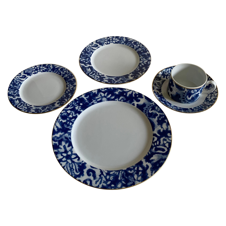 Ralph Lauren Home Round Hill Dinnerware, 4 Place Settings