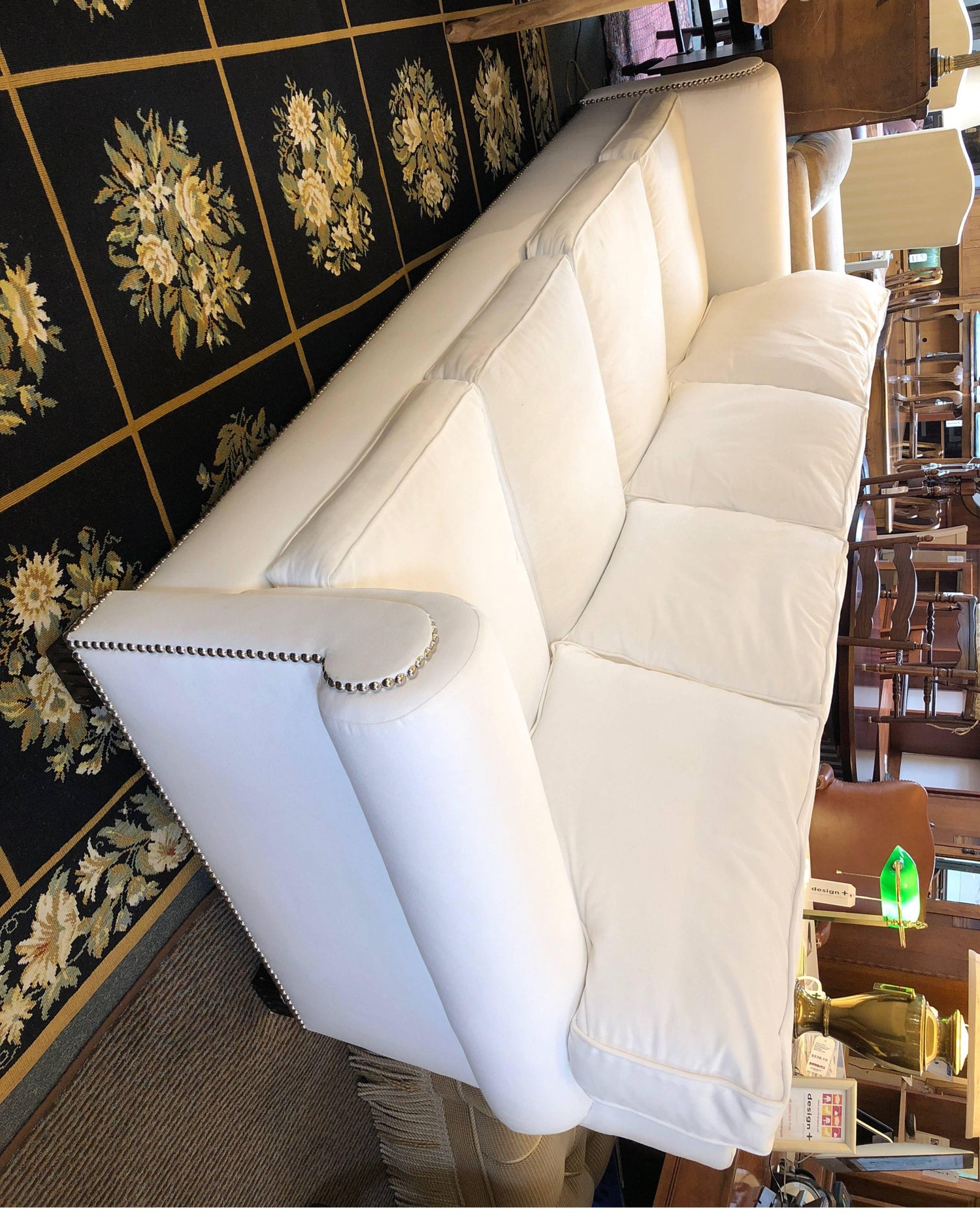 Astounding Ralph Lauren Jamaica Salon Sofa For Sale At 1Stdibs Andrewgaddart Wooden Chair Designs For Living Room Andrewgaddartcom