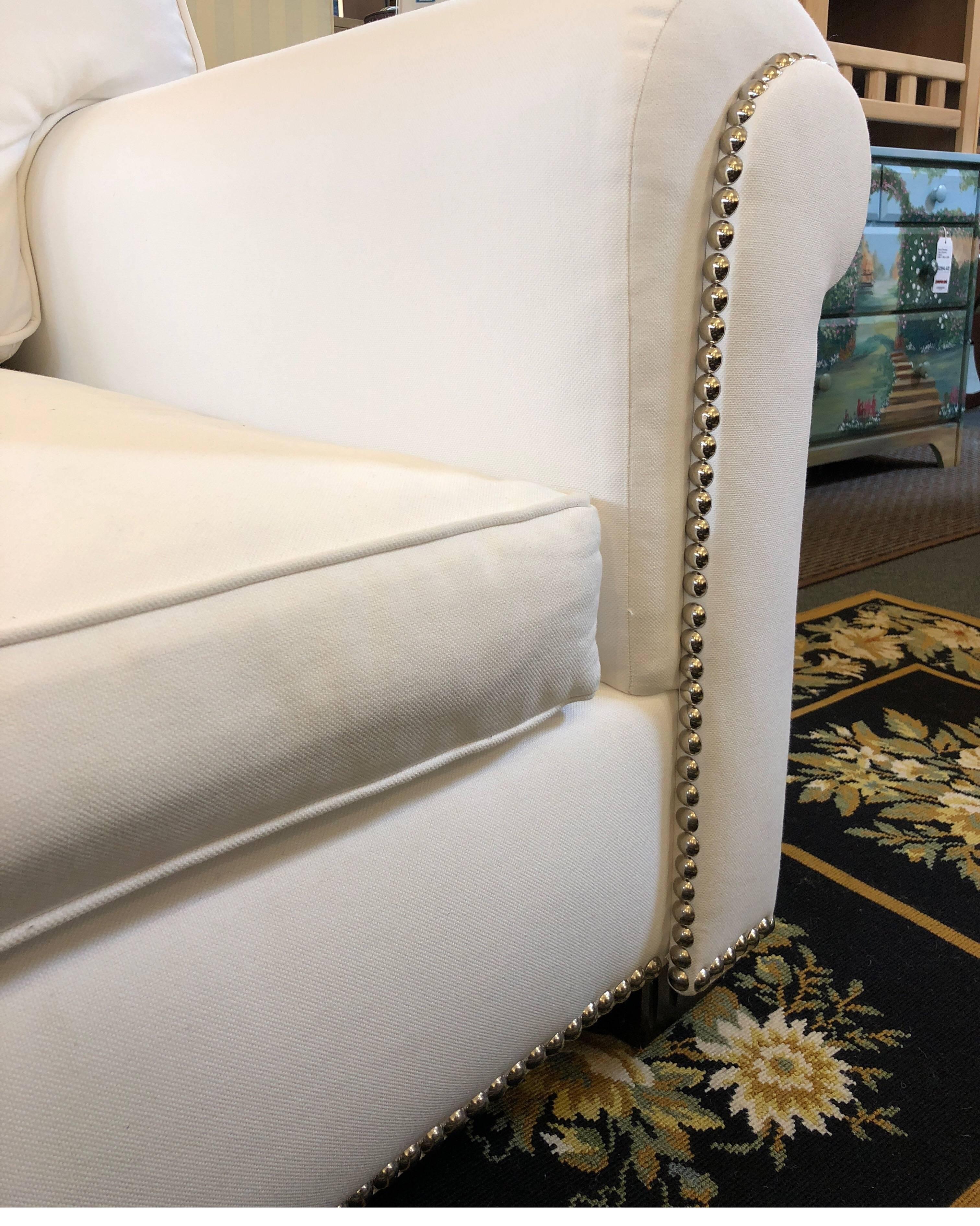 Excellent Ralph Lauren Jamaica Salon Sofa For Sale At 1Stdibs Andrewgaddart Wooden Chair Designs For Living Room Andrewgaddartcom