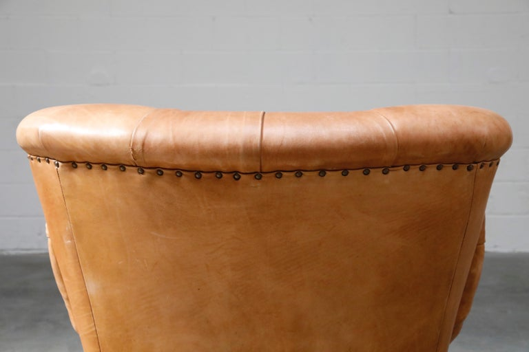 Ralph Lauren Leather and Mahogany