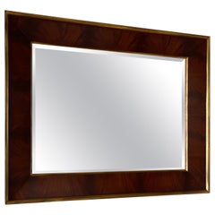 Ralph Lauren Modern Large Beveled Wall Mirror