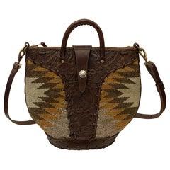 Ralph Lauren RRL Southwestern Bag