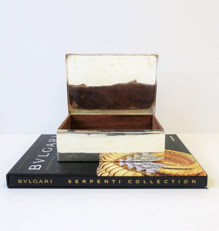 Ralph Lauren Silver Box For Sale 5