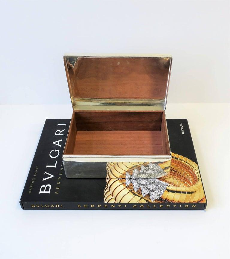 Ralph Lauren Silver Box For Sale 6