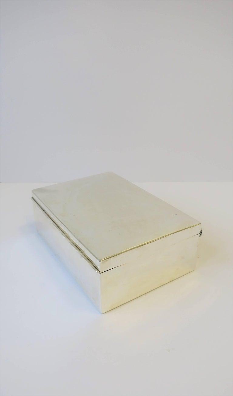 Ralph Lauren Silver Box For Sale 7