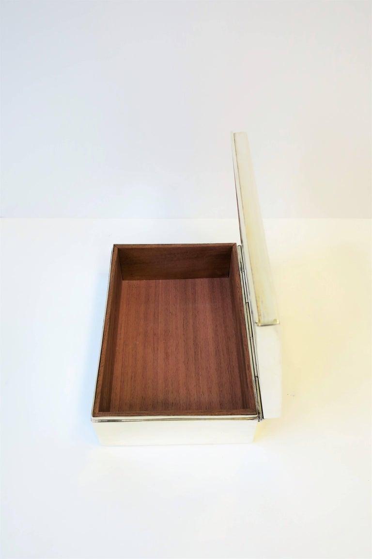 Ralph Lauren Silver Box For Sale 8