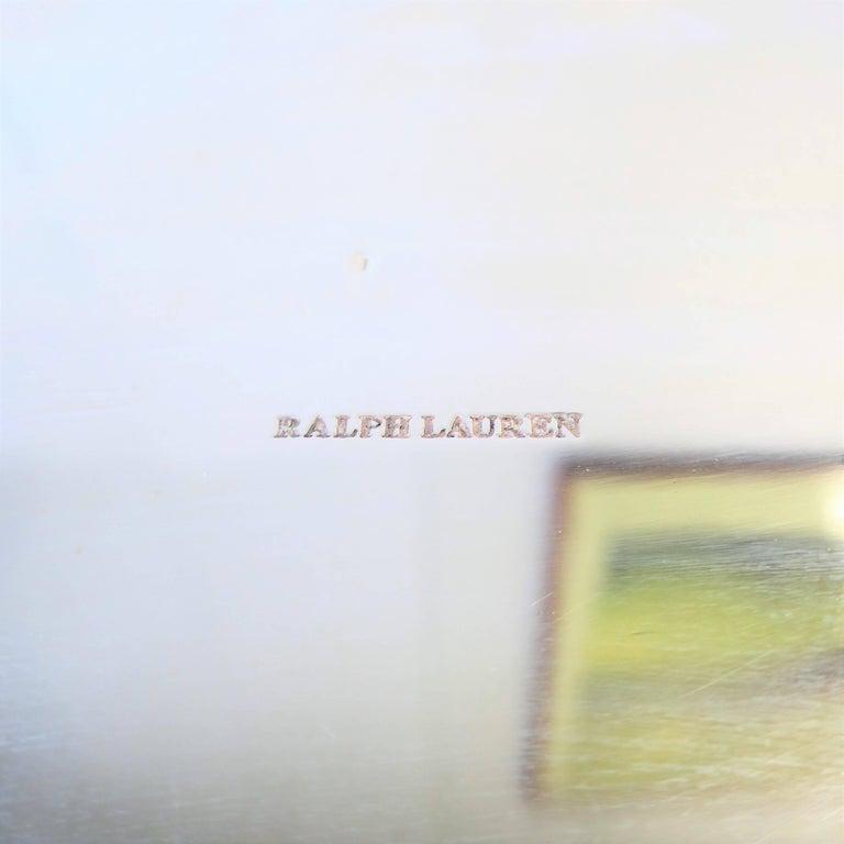 Ralph Lauren Silver Box For Sale 10