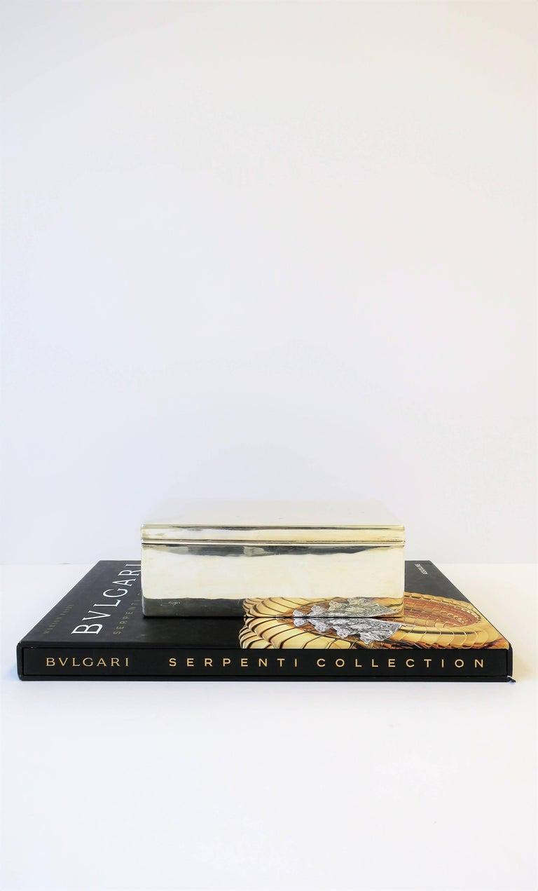 Ralph Lauren Silver Box For Sale 2