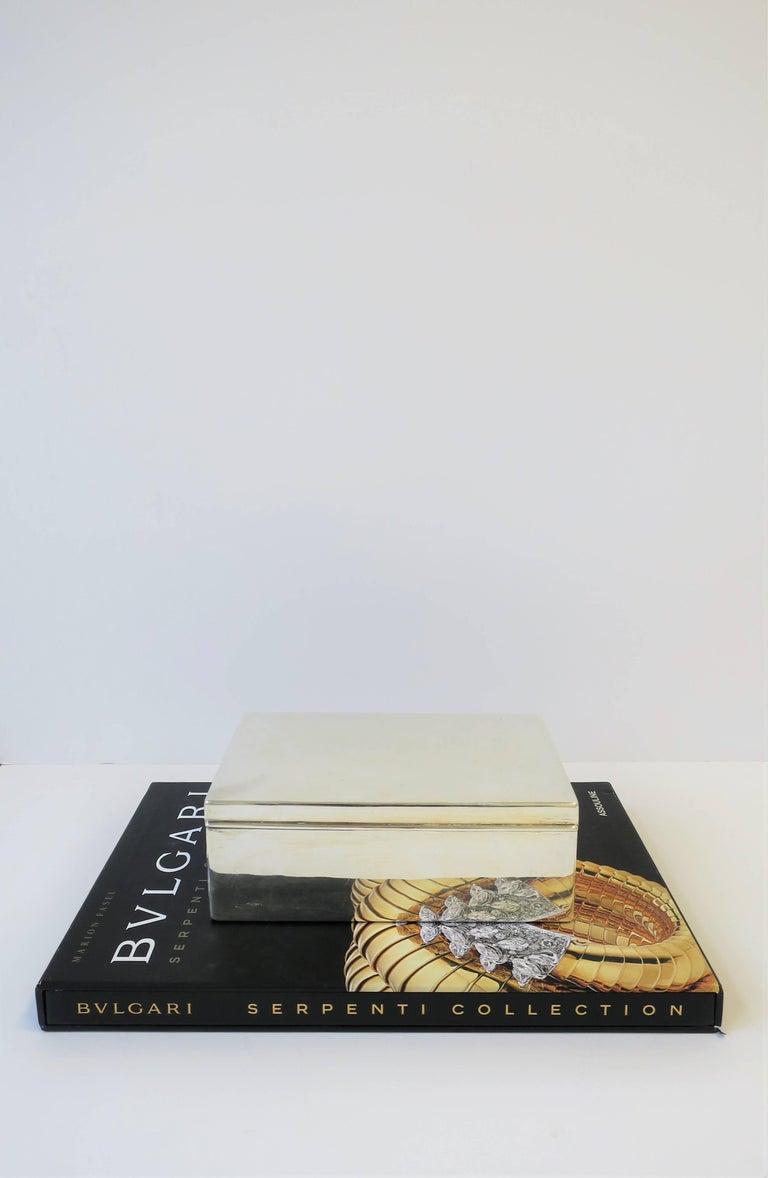 Ralph Lauren Silver Box For Sale 3