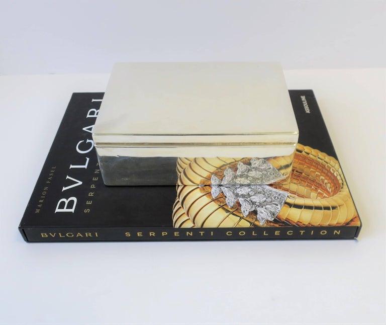 Ralph Lauren Silver Box For Sale 4