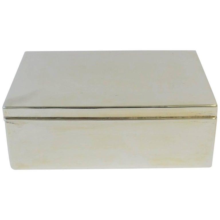 Ralph Lauren Silver Box For Sale