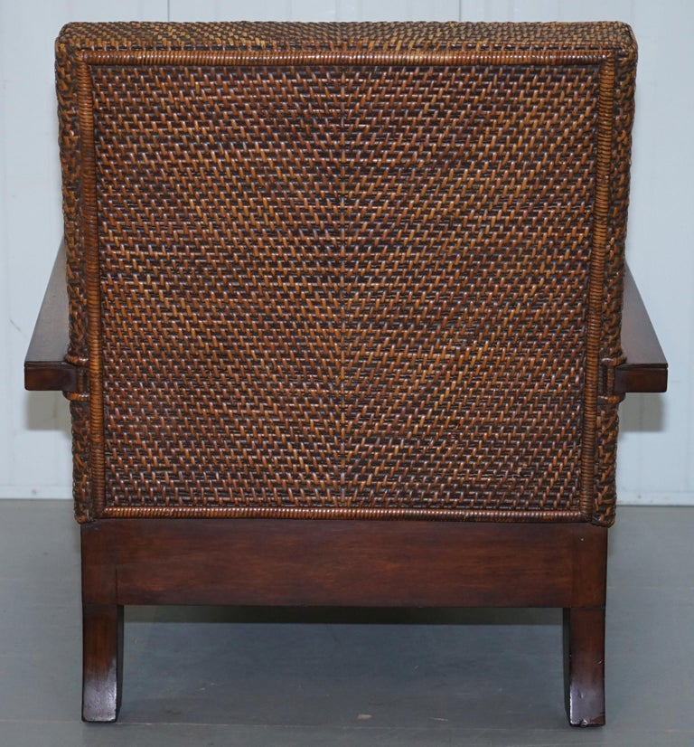Furniture Sale New York: Ralph Lauren Speciality Madison Ave New York Woven Rattan