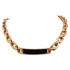 Ralph Lauren 'The Chunky Chain Collection' 18 Karat Rose Gold 80.1 Grams