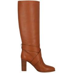 Ralph Lauren Woman Boots Brown EU 39.5