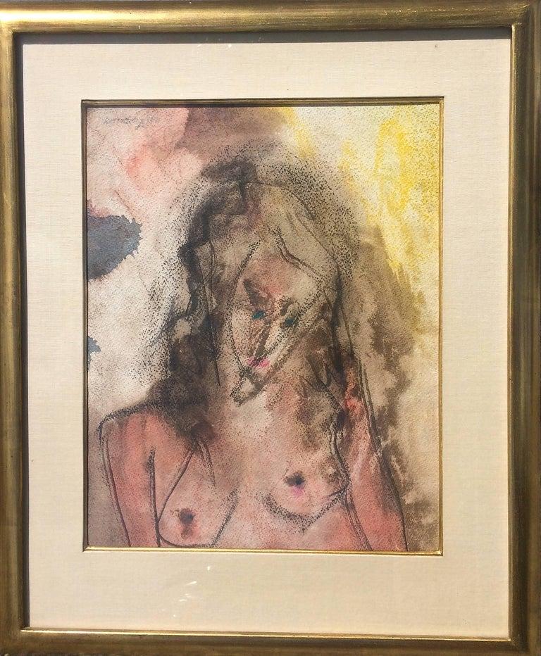 Ralph Rosenborg Nude -  Young Woman