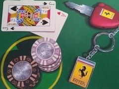 Blackjack at the Jockey Club