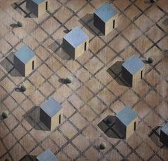 Cainemim - Contemporary Geometric Landscape Painting