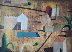 CITA 3 - Contemporary Geometric Landscape Painting