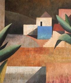 Montcalm, Contemporary Geometric Landscape Painting