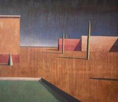 P-MAR, Contemporary Geometric Landscape Painting