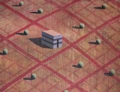 RUV - Contemporary Geometric Landscape Painting
