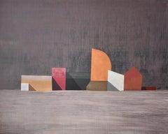 SISHA, Large-scale abstract landscape painting