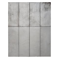 Ramon Horts Contemporary Metal Minimalism Artwork 4X2