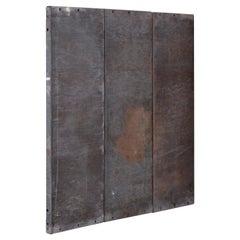 Ramon Horts Minimalism Metal Artwork 1/3 N 001