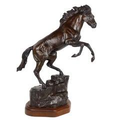 """Rampant Stallion"" by Peter Darro"
