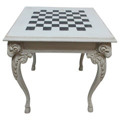 Rams Head Chess Table
