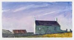 Evening, Glebe House