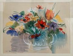 Bouquet de Fleurs dans une vase