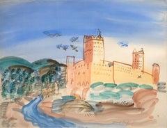 Paysage de Maroc