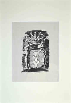 Le Havre - Original Print by Raoul Dufy - 1926