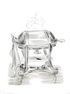 Raoul Dufy - Cuisine - Original Etching
