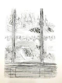 Raoul Dufy - Plates - Original Etching