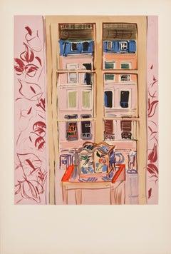 Untitled (window) by Raoul Dufy