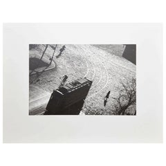 Raoul Hausmann Black and White Signed Photography