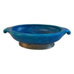 Raoul Lachenal Art Deco Bowl