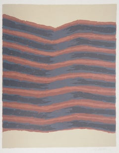 Crisscrossed Road- Handsigned Original Lithograph