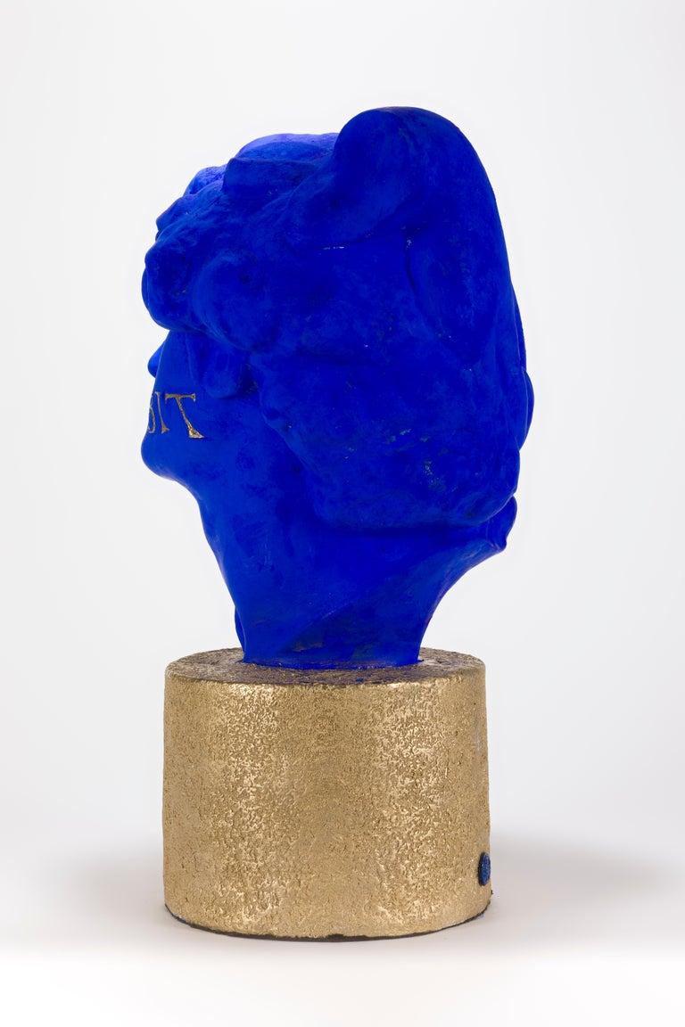 Scientia Vos Liberabit - Sculpture by Raphaël Jaimes-Branger