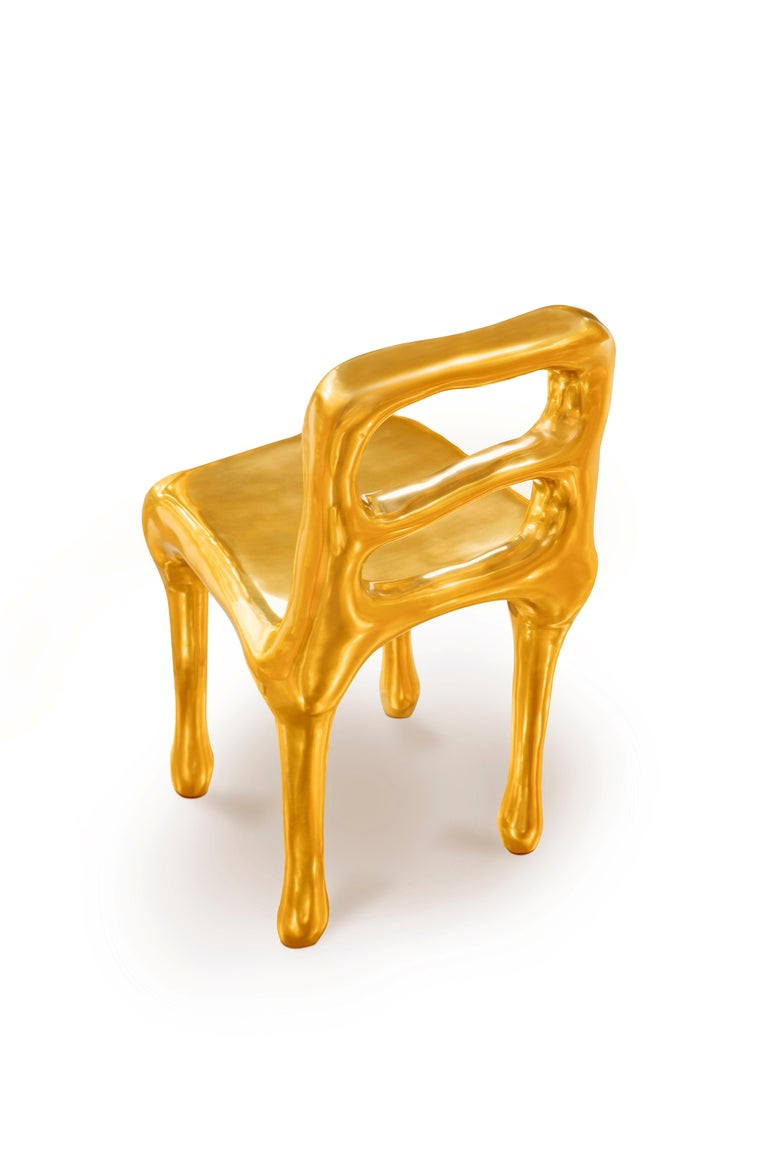 Modern Rapture Chair by Scarlet Splendour For Sale