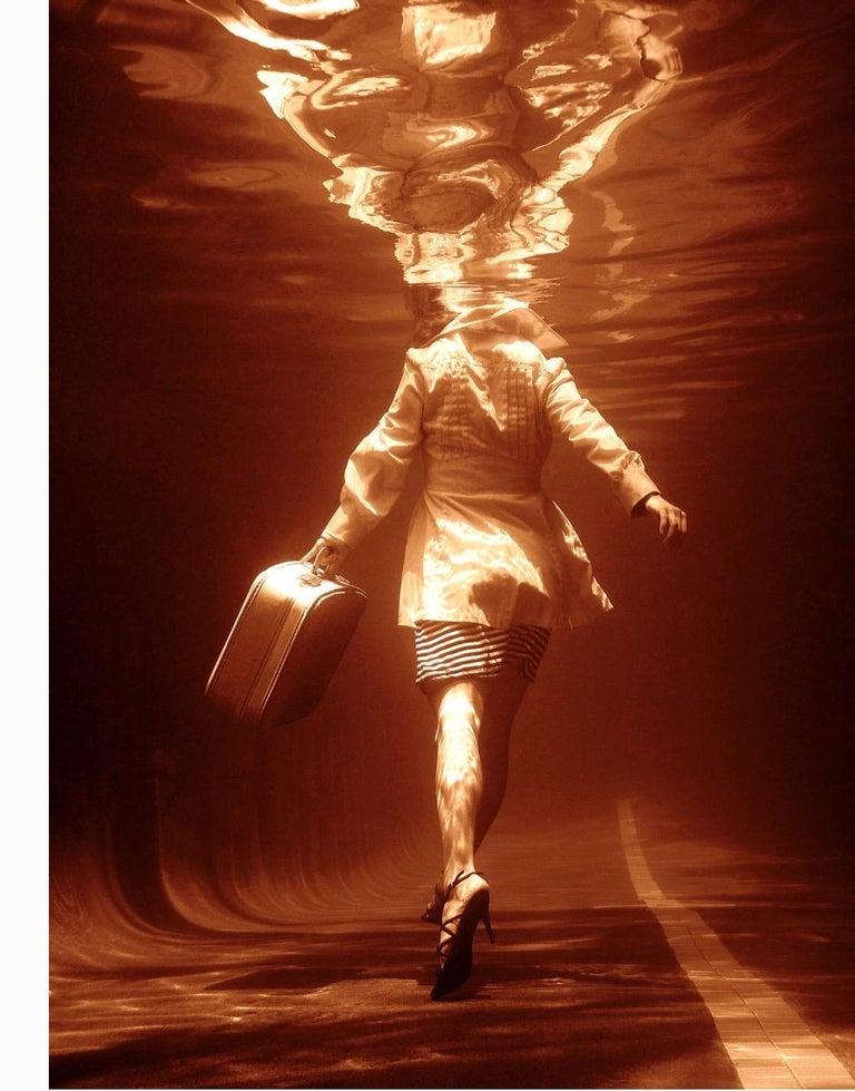 Raquel Glottman Figurative Photograph - Momentary Logic