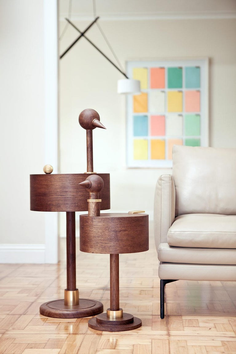 Rara Avis XL Side Table by Editiio In New Condition For Sale In Geneve, CH
