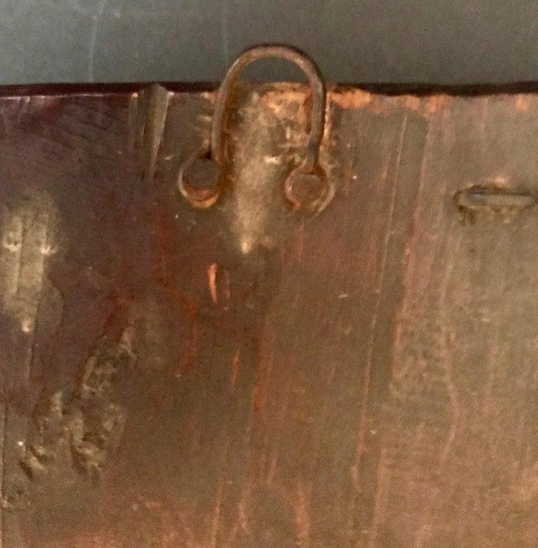Rare 17th Century Russian Orthodox Icon For Sale 7