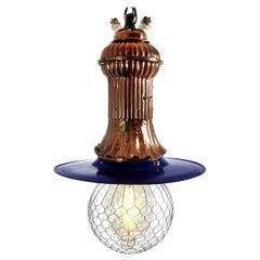 Rare 1800s Adams-Bagnall Street Lamp