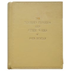 Rare 1872 Edition of the Pilgrim's Progress and Other Works of John Bunyan