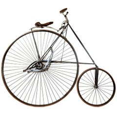 Rare 1880s Smith Pony Star Bicycle